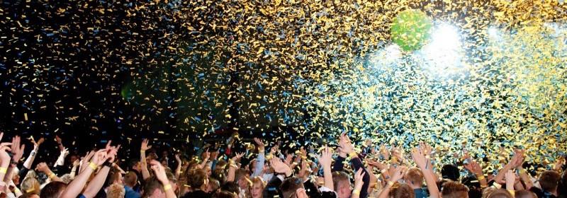 Dansk Supermarked valgte eventbureauet PB ACTION til jubilæumsfest