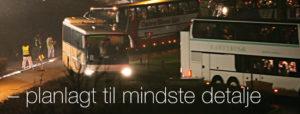 PB ACTION var projektleder på Danmarks Største Bustransport