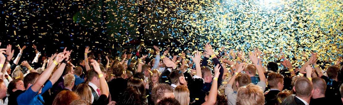 Eventbureau PB ACTION stod for denne festevents med 6.000 gæster
