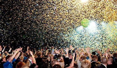 Firmafest med projektleder Peter Bindner (PB ACTION) og Bilka blev ønsket om to store identiske Bilka 40 års fødselsdagsfester indfriet - og blev to fantastiske events.