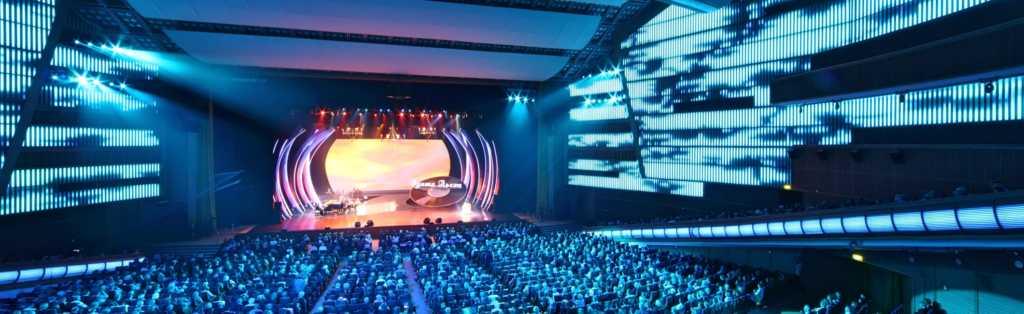 Eventbureau i København PB Action skaber lys til firmafest