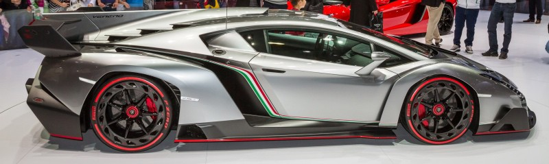 Bilka direktør ankom i Lamborghini til firmafest