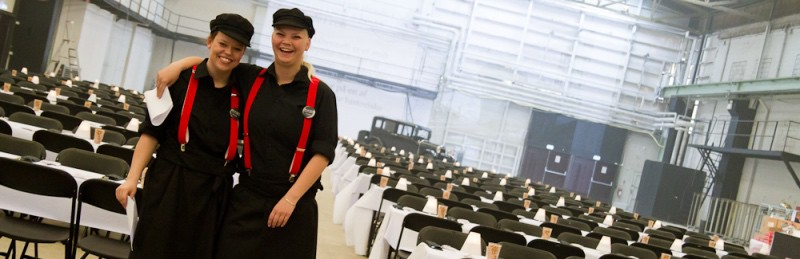 Danmarks Største Eventbureau ejet af Peter Bindner stod for total udsolgt koncert